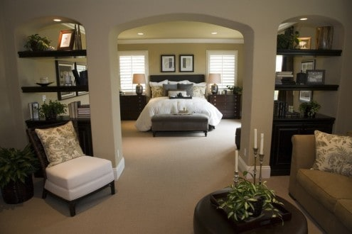 Master Bedroom Design on Master Bedroom Decorating Ideas  Incorporating Function