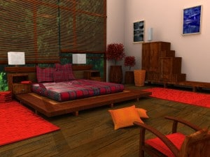 Another option for a Platform Bed